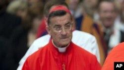 Le patriarche d'Antioche, Béchara Boutros Raï, a évoqué la violence contre les chrétiens au Moyen-Orient (AP)