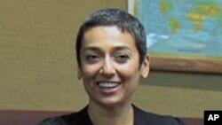Zainab Salbi, osnivačica organizacije Women for Women International, počela je svoju humanitarnu misiju u Hrvatskoj
