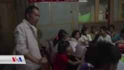هەزاران منداڵی کەمینە نژادەکان لە میانمار لە بەردەم داهاتویەکی نادیاردان