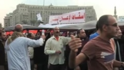 埃及人继续争取言论自由