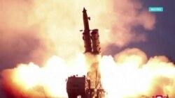 КНДР испытала «сверхбольшую» систему залпового огня