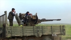 YPG Forces Fight to Halt IS Advance Near Key Militant Stronghold
