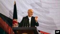 Novi predsednik Avganistana Ašraf Gani