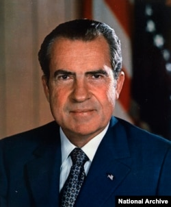 Richard Milhaus Nixon