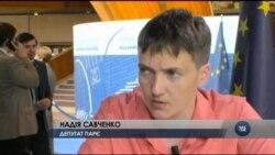 Савченко: До Третьої Світової може призвести надання Україні допомоги зброєю. Відео