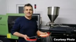 Nihad Ćulov, direktor firme Jusri