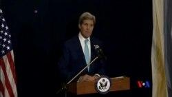 2015-03-15 美國之音視頻新聞:克里到瑞士與伊朗展開另一輪核談判