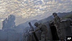افغان جنگ کے دس سال