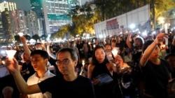 香港支聯會發起六四31周年聯署 受疫情影響維園燭光集會或取消