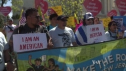 Highest Court Weighs Landmark Immigration Deportation Case