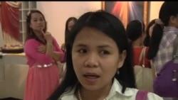 2013-05-19 美國之音視頻新聞: 在台菲律賓人對人身安全有不同看法