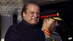 新當選的巴基斯坦總理納瓦茲.謝里夫