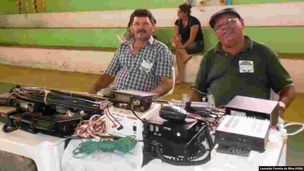 O encontro aconteceu no dia 15 de junho na cidade de Lagoa de Dentro, Paraíba e reuniu vários apaixonados pelo rádio de diversas regiões do estado da Paraíba, Rio Grande do Norte e Pernambuco.