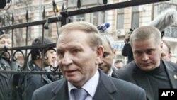 Екс-президент України Леонід Кучма