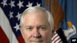 امریکی وزیرِ دفاع رابرٹ گیٹس