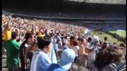 تیم ملی فوتبال ایران و آرژانتین جام جهانی ۲۰۱۴