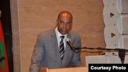 Adalberto da Costa Junior, vice-presidente da bancada parlamentar da Unita, Angola.