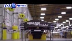Amazon dự định giao hàng bằng máy bay không người lái
