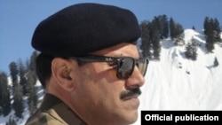 میجر جنرل ثنااللہ خان