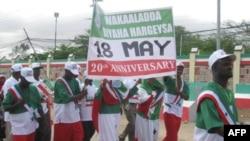 Somaliland Somali'den Ayrılışının 20. Yıldönümünü Kutladı