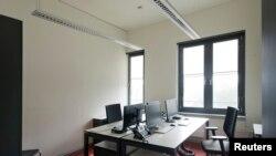 德国联邦调查机构的一个办公室