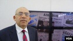 Azadlıq qəzetinin baş redaktorunun birinci müavini Rahim Hacıyev