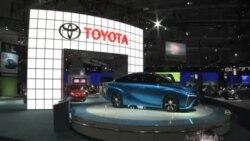 2014 Vaşinqton avtomobil sərgisi- Yeni texnologiyalar