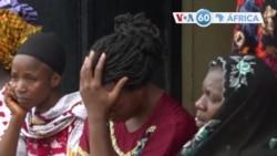 Manchetes africanas 6 Julho: Nigéria: Pais reúnem-se em frente a escola onde 150 estudantes foram sequestrados
