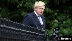 Boris Johnson ha descartado hacerse cargo del Partido Laborista.