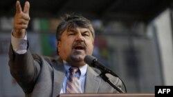Predsednik najveće američke sindikalne federacije AFL-CIO Ričard Tramka (arhivski snimak)