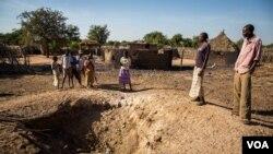 Photos of the Nuba Mountain Area in Sudan