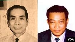 Tưởng nhớ GS Nguyễn Duy Xuân (phải) và GS Phạm Hoàng Hộ, hai tượng đài trí tuệ kiệt xuất, bất khuất của Miền Nam.