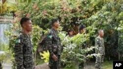 فلپائن:عسکریت پسندوں کےخلاف یک طرفہ فائر بندی کا اعلان
