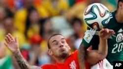 Le Néerlandais Wesley Sneijder de Galatasaray, 29 juin 2014.