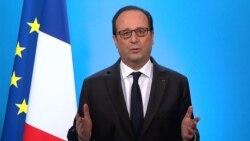ျပင္သစ္သမၼတ Francois Holland ဒုတိယသက္တမ္း အေရြးခံမည္မဟုတ္