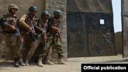30일 파키스탄 정부군이 아프가니스탄 접경에서 탈레반 소탕 작전에 돌입했다.