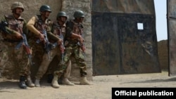 Pakistan army launches operation 'Zarb-e-Azb' in North Waziristan
