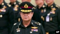 프라윳 찬-오차 태국 총리 (자료사진)