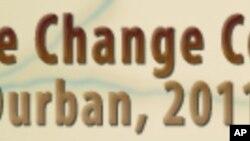 Babban taron yanayi na duniya na shekarar 2011 da za a yi a Durban kasar Afirka ta Kudu