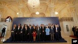 Ministri spoljnih poslova zemalja članica EU i zemalja kandidata na neformalnom sastanku u Bratislavi