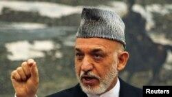 Presiden Afghanistan Hamid Karzai menangguhkan perjalanan ke Norwegia setelah merebaknya protes atas film di Mesir dan Libya (foto: dok).