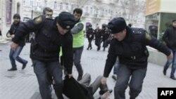 Azerbaycan'a İnsan Hakları Eleştirisi