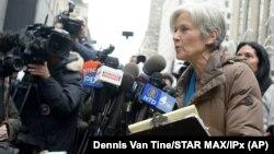 جیل استاین، نامزد حزب سبز در انتخابات ریاست جمهوری آمریکا که خواستار بازشماری آراء در چند ایالت، از جمله پنسیلوانیا، شده است