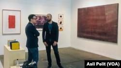 Armory Show, New York