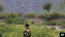 کشته شدن شبه نظامیان پاکستانی به وسیله طالبان