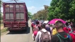 墨西哥總統表示將加強移民控制