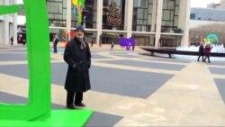 پیکر تراش افغان، رئیس انجمن مدال سازان امریکا است