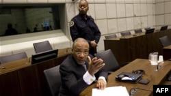 Charles Taylor mahkemede