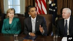 Συνάντηση Ομπάμα με την ηγεσία των Ρεπουμπλικανών στο Κογκρέσο