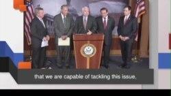 Học từ vựng qua bản tin ngắn: Bipartisanship (VOA News Words)